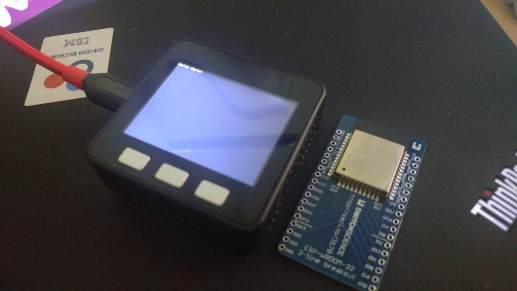ESP32/M5Stack の開発環境構築(esp-idf と Arduino Core